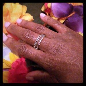 Paparazzi orange bling ring